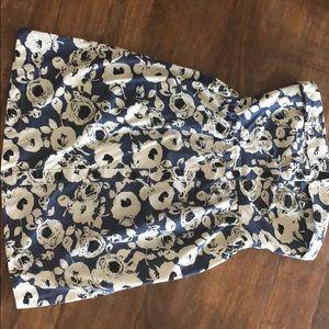 Strapless Mini Dress from Nordstrom's